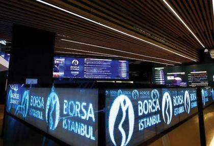 Borsa İstanbul'da Rekor işlem hacmi..