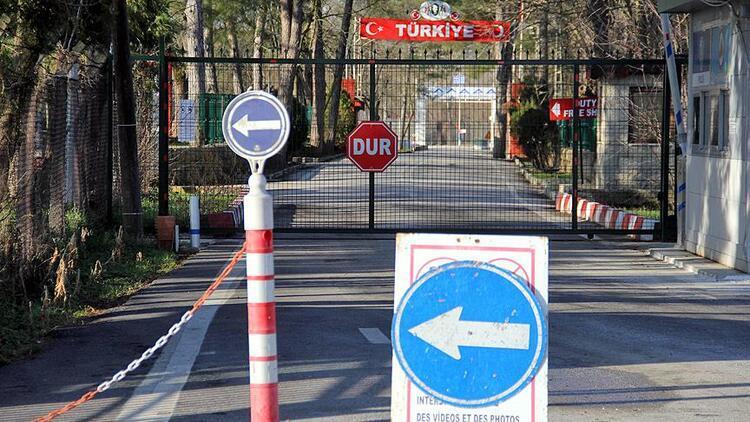 Yunanistan'dan Türkiye SINIR KAPISI kararı