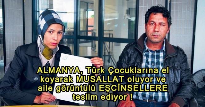 Almanya'daki skandalı Bakan Çavuşoğlu da doğruladı.. Türk çocuklarını..