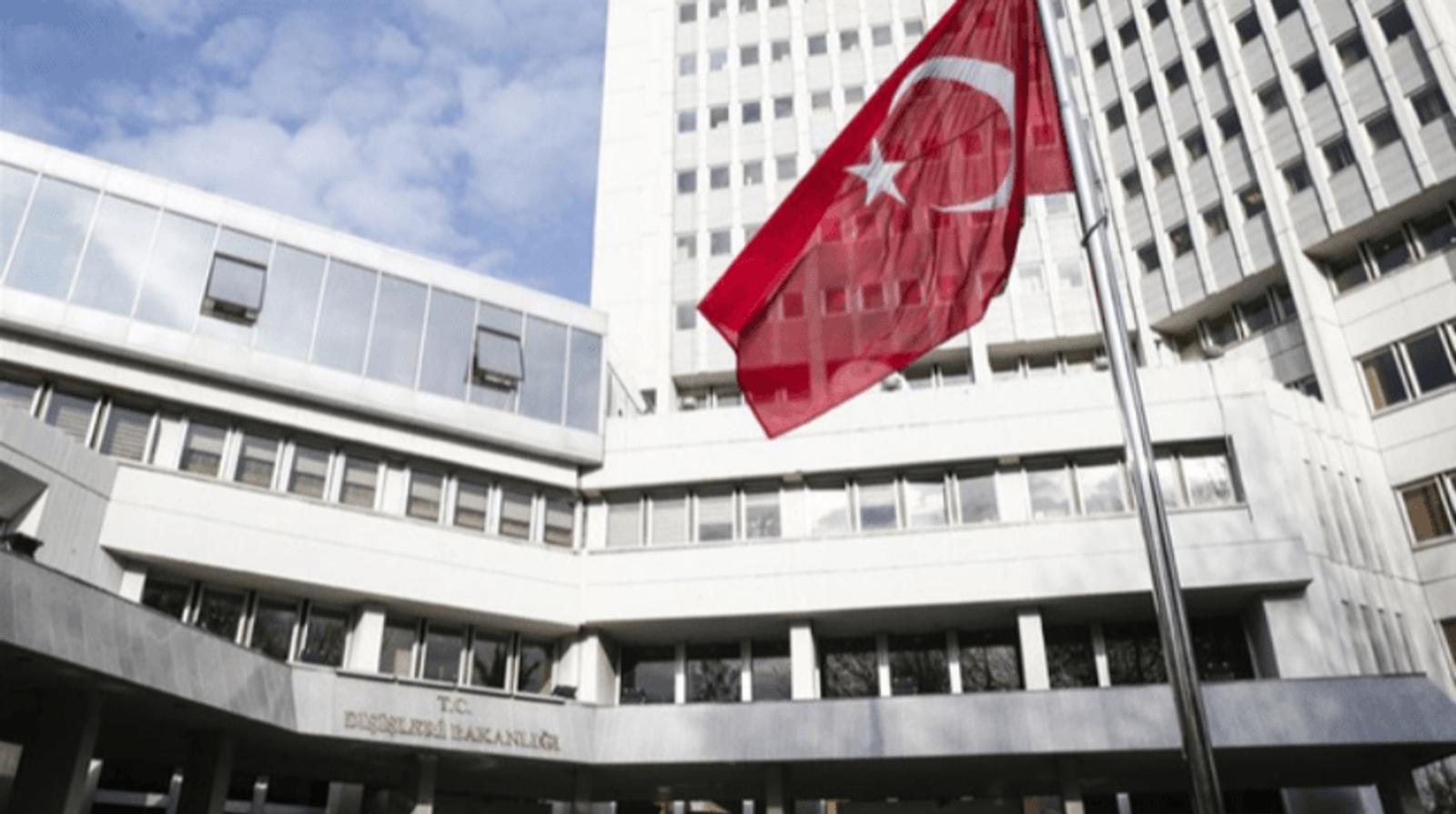 Türkiye'den Yunanistan RESTİ.. AB'nin bu konuda bir yetkisi yoktur