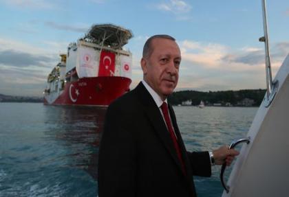 """Bşk Erdoğan: """"85 milyar Ek doğalgaz rezerviyle toplam 405 metreküp"""""""